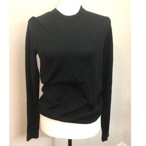 GIORGIO ARMANI Armani exchange black sweater
